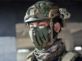 Traits Of Airsoft Full Face Mask
